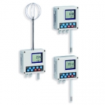 HD2001 温度・湿度・気圧・風速環境表示計