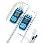 ピトー管微圧・温度計 HD2114P