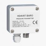 気象用大気圧トランスミッタ HD4V8T-BARO