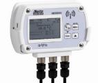 HD35EDN/…TC 1、2または3温度入力無線データロガー【屋内】