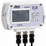 HD35EDN/…TC 1、2または3温度入力無線データロガー