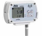 HD35ED14bNTV 温度・湿度・大気圧無線データロガー(一体型温湿度下方プローブ)【屋内】