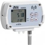 温度・湿度・差圧(±2.5hPa)<br>無線データロガー
