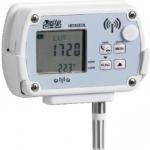 温度・湿度・大気圧・照度・UVA放射照度無線データロガー(屋内)