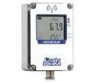 温度(Pt100)・湿度(高精度)無線データロガー(屋外)