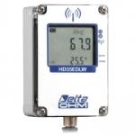 HD35EDW17PTC 温度(Pt100)・湿度(高精度)無線データロガー【屋外】