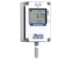 温度(NTC)・湿度(高精度)無線データロガー(屋外)