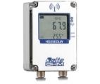 温度(NTC)・湿度(高精度)無線データロガー(屋外) 4ch