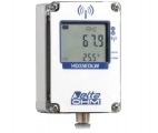 HD35EDW14b7PTC 温度(Pt100)・湿度(高精度)・大気圧無線データロガー【屋外】
