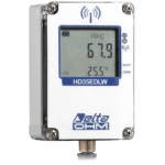 温度(Pt100)・湿度(高精度)・大気圧無線データロガー(屋外)