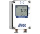 """HD35EDW1NRTC """"防水タイプ"""" 温度・湿度・太陽放射用無線データロガー【屋外】"""