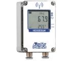 """HD35EDW1NLTC """"防水タイプ"""" 温度・湿度・葉表面水分用無線データロガー【屋外】"""