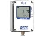 """HD35EDWS…TC """"防水タイプ"""" 土壌温度・湿度用無線データロガー【屋外】"""