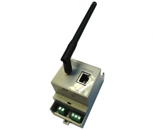 HD35APR DINレール用親機 USB/Ethernet/RS485(Modbus)