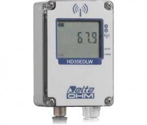 "HD35EDWDPTC ""防水タイプ"" 液位・雨量用無線データロガー【屋外】"