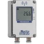 """HD35EDWNPTC """"防水タイプ"""" 温度・雨量用無線データロガー【屋外】"""