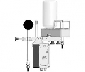 "HD35EDWWBGT ""防水タイプ""WBGT指数無線データロガー(ISO7243/JIS Z 8504 準拠)"