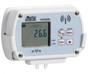 HD35ED4r… 差圧無線データロガー【屋内】