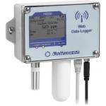 HD501NB…TV/HD5014bNB…TV 温度・湿度・CO₂・(大気圧)WEBデータロガー