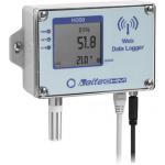 HD501NTV サーミスタ温度・湿度WEBデータロガー