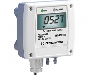 HD402TR□L 微圧・微差圧圧力スイッチ