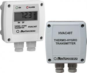 HVAC40 湿度・温度・露点トランスミッタ