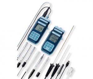 HD2156.1/2 pH・導電率・温度計