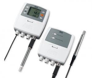 HD2717T/HD2817T データロガー温湿度トランスミッタ(露点・絶対湿度・混合比・湿球温度)