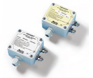 HD408T/4V8T 大気圧トランスミッタ(ゲージ微圧・微差圧)