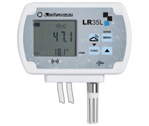 LR351N4r1ZTV 温度・湿度・差圧データロガー【屋内用】