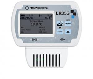 LR351NB 温度・湿度・CO₂データロガー【屋内用】