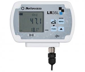 LR351NTC 温度・湿度データロガー【屋内用】プローブ別売
