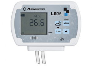 LR354r1Z 差圧データロガー【屋内用】