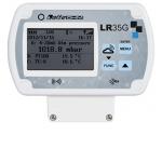 LR35H アナログ3chマルチ入力データロガー【屋内用】