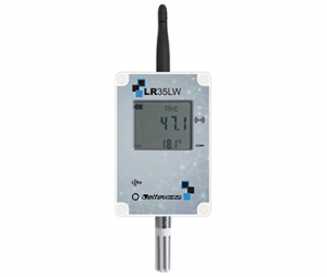 LR35W1NTV 温度・湿度データロガー【屋外用】
