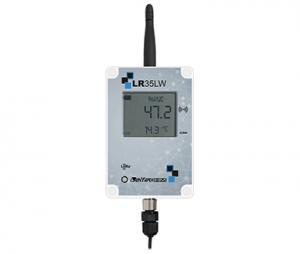 LR35WS/□TC 土壌体積含水率(VWC)・温度データロガー【屋外用】